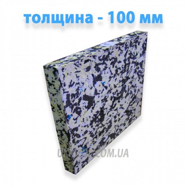 Изолон блок 100х100х10 Isolon