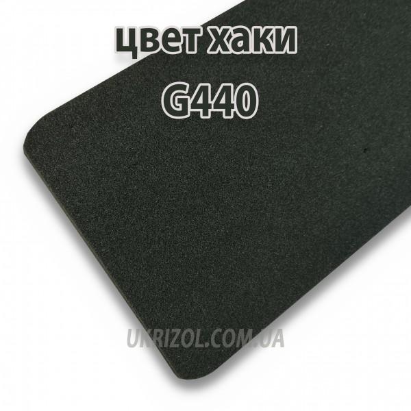 Изолон цветной, 2 мм хаки G440